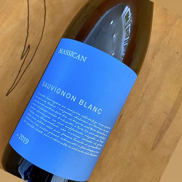 Massican Sauvignon Blanc 2019 - K. Laz Wine Collection