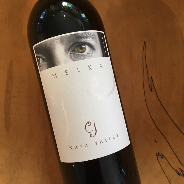 Melka 'CJ' Cabernet Sauvignon 2014 Napa Valley - K. Laz Wine Collection