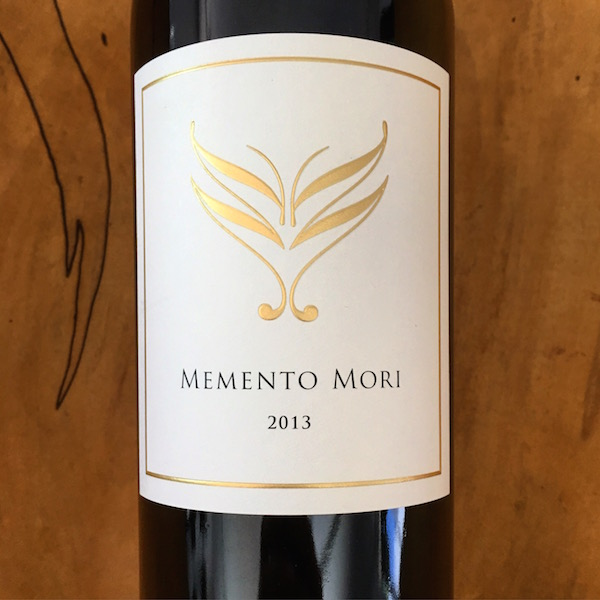 Memento Mori Cabernet Sauvignon 2013 Napa Valley - K. Laz Wine Collection