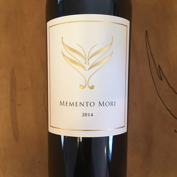 Memento Mori Cabernet Sauvignon 2014 Napa Valley - K. Laz Wine Collection