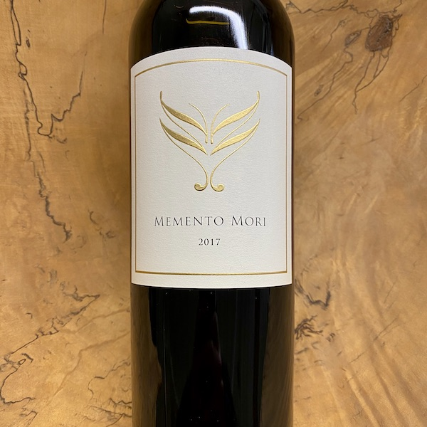 Memento Mori Napa Valley Cabernet Sauvignon 2017 - K. Laz Wine Collection