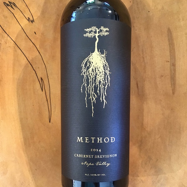 Method Napa Valley Cabernet Sauvignon 2014  - K. Laz Wine Collection