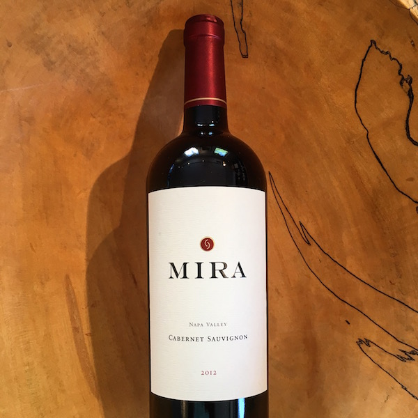 Mira Cabernet Sauvignon 2012 Napa Valley - K. Laz Wine Collection