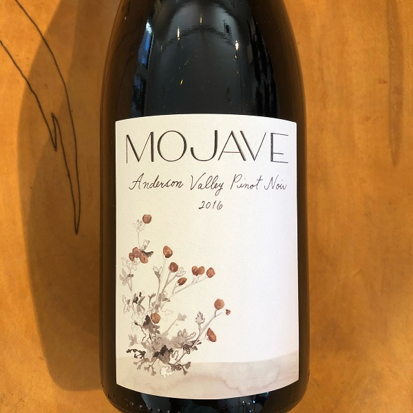 Mojave  'Monument Tree Vineyard' Pinot Noir 2016 - K. Laz Wine Collection