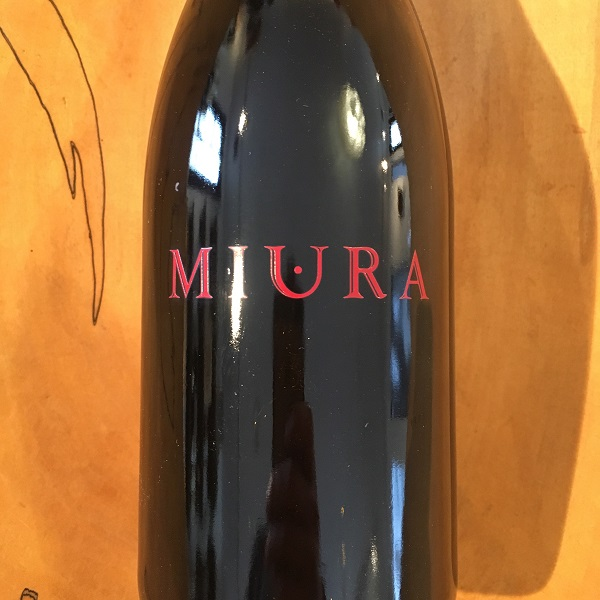 Miura  'Pisoni Vineyard' Pinot Noir 2013 - K. Laz Wine Collection