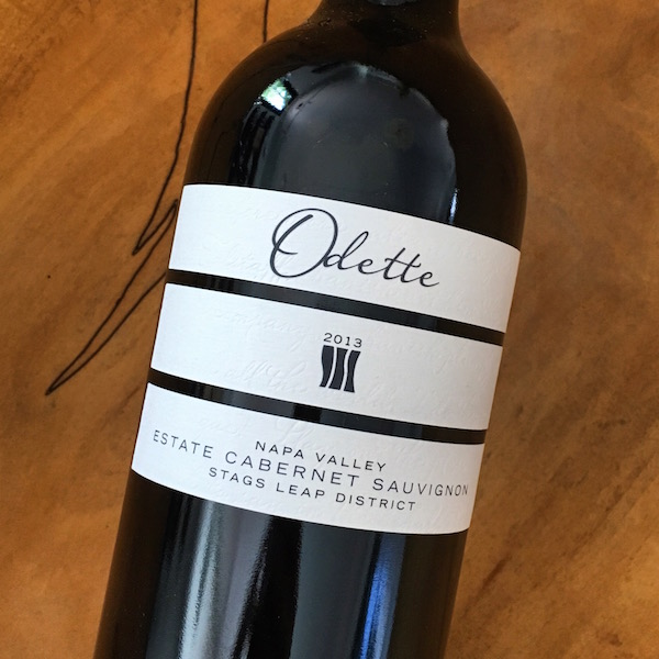 Odette Estate Cabernet Sauvignon 2013 Stags Leap District - K. Laz Wine Collection