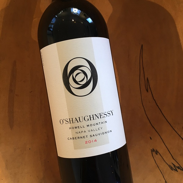 O'Shaughnessy Howell Mountain Cabernet Sauvignon 2014 Howell Mountain - K. Laz Wine Collection
