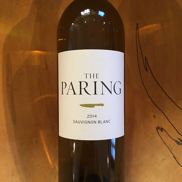 The Paring  Sauvignon Blanc 2014 - K. Laz Wine Collection