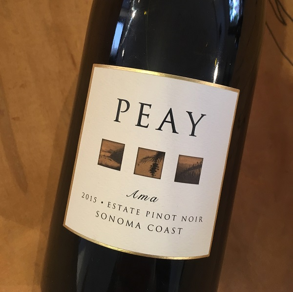 Peay 'Ama' Estate Pinot Noir 2015 Annapolis - K. Laz Wine Collection