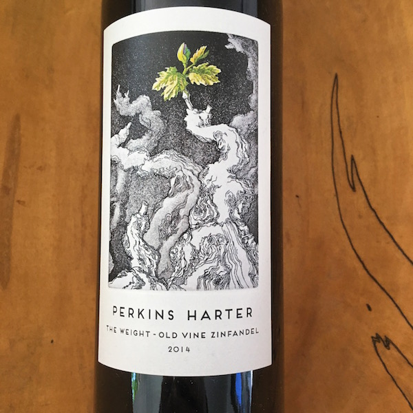 Perkins-Harter 'The Weight' Old Vine Zinfandel 2014 Dry Creek Valley - K. Laz Wine Collection