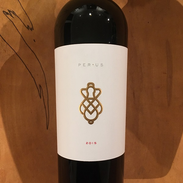 PerUs  'Alessio' Red 2015 - K. Laz Wine Collection