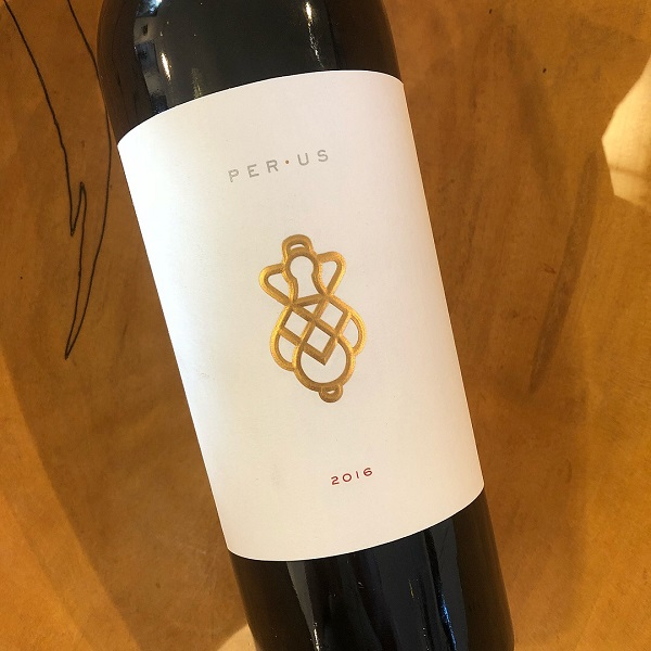 PerUs  'Alessio' Red 2016 - K. Laz Wine Collection