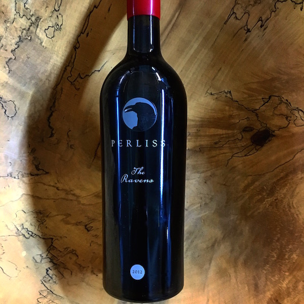 Perliss The Ravens Cabernet Sauvignon 2012  Calistoga  - K. Laz Wine Collection