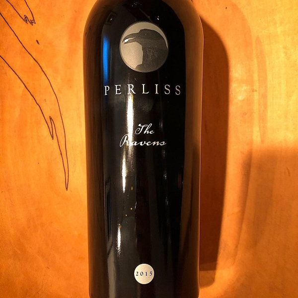 Perliss 'The Ravens' Cabernet Sauvignon 2015 - K. Laz Wine Collection