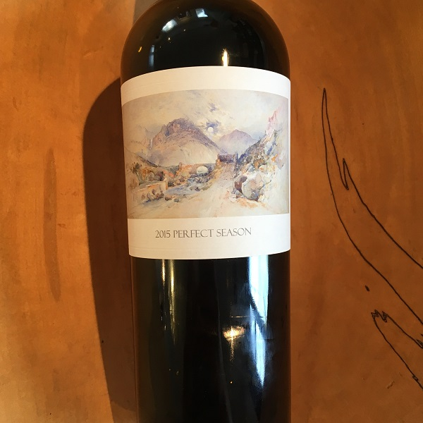 Perfect Season  Cabernet Sauvignon 2015 - K. Laz Wine Collection