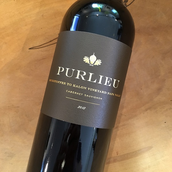 Purlieu 'Beckstoffer ToKalon' Cabernet Sauvignon 2012 Oakville - K. Laz Wine Collection