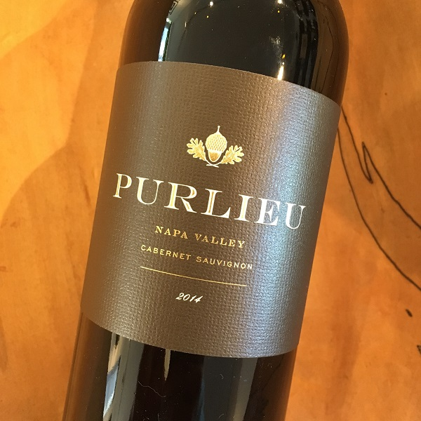 Purlieu Cabernet Sauvignon 2014 Napa Valley - K. Laz Wine Collection
