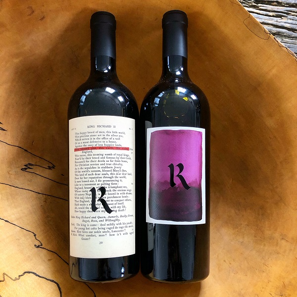 REALM CELLARS 2-BOTTLE GIFT SET With Special Holiday Pricing - K. Laz Wine Collection