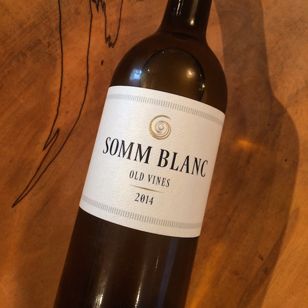 Remix Somm Blanc 2014 Russian River Valley  - K. Laz Wine Collection