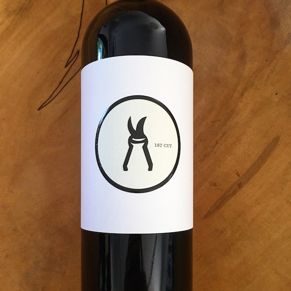 Renteria 1st Cut Red 2014 Napa Valley - K. Laz Wine Collection
