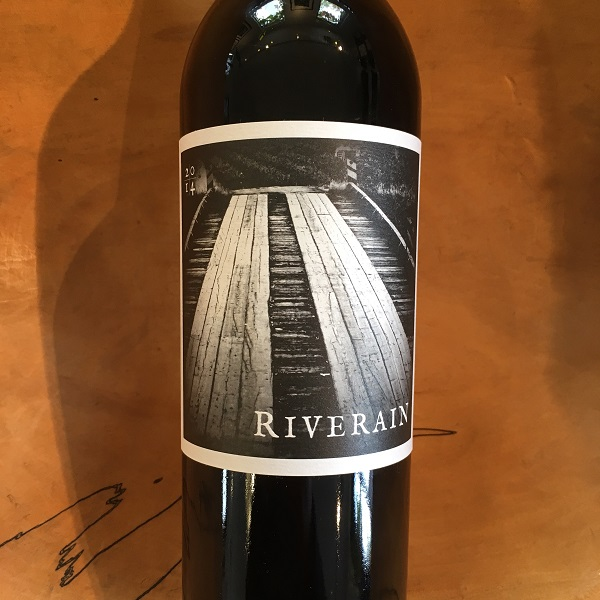Riverain  'Tench Vineyard' Cabernet Sauvignon 2014 - K. Laz Wine Collection