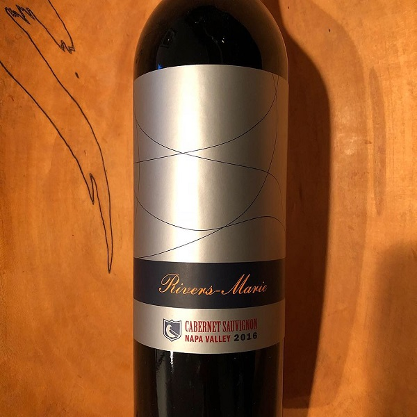Rivers-Marie Napa Valley Cabernet Sauvignon 2016 - K. Laz Wine Collection