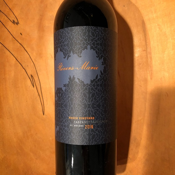 Rivers-Marie 'Panek Vineyard' Cabernet Sauvignon 2016 - K. Laz Wine Collection