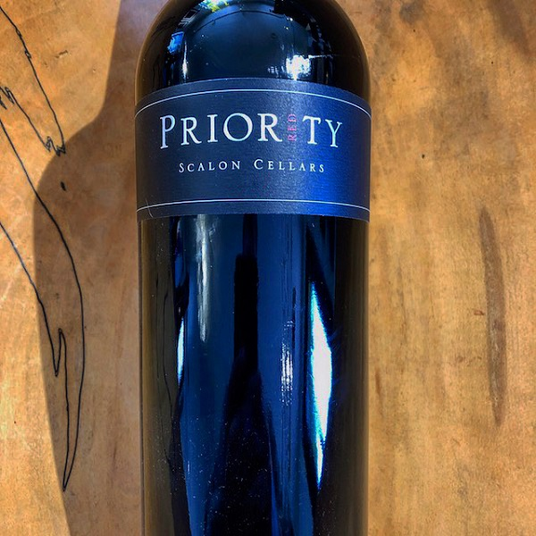 Scalon 'Priority' Red 2016 - K. Laz Wine Collection