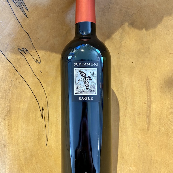 Screaming Eagle Cabernet Sauvignon 2008 - Library Release - K. Laz Wine Collection