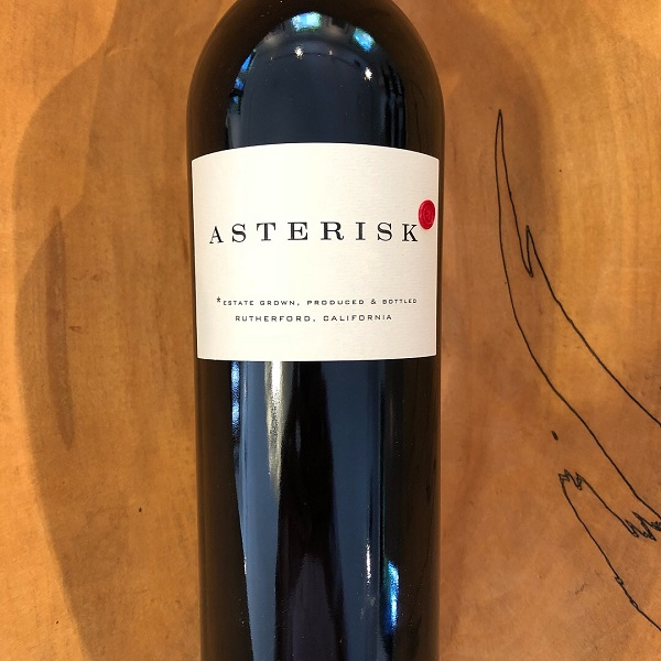 SLOAN  Asterisk Red 2014 - K. Laz Wine Collection