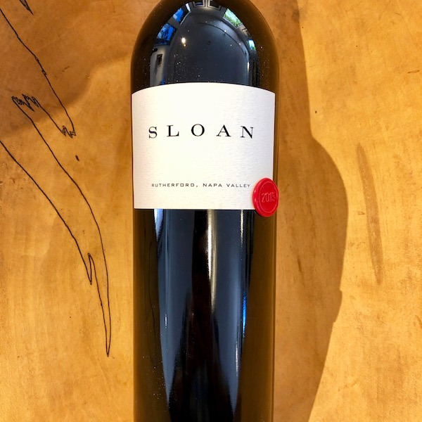 Sloan Estate Red 2015 - K. Laz Wine Collection