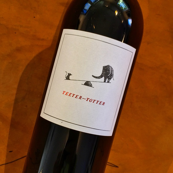 Teeter-Totter Cabernet Sauvignon 2014  Napa Valley - K. Laz Wine Collection
