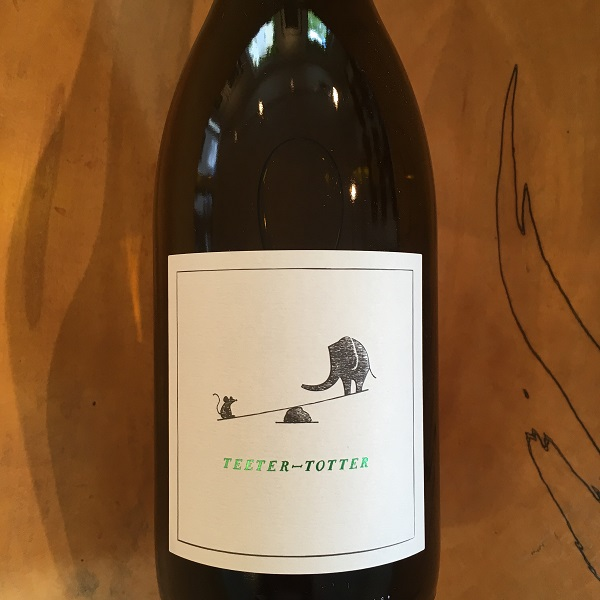 Teeter Totter  Chardonnay 2016 - K. Laz Wine Collection