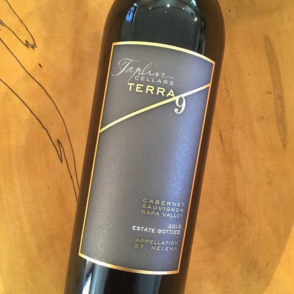 Taplin 'Terra 9' Cabernet Sauvignon 2013  St. Helena - K. Laz Wine Collection