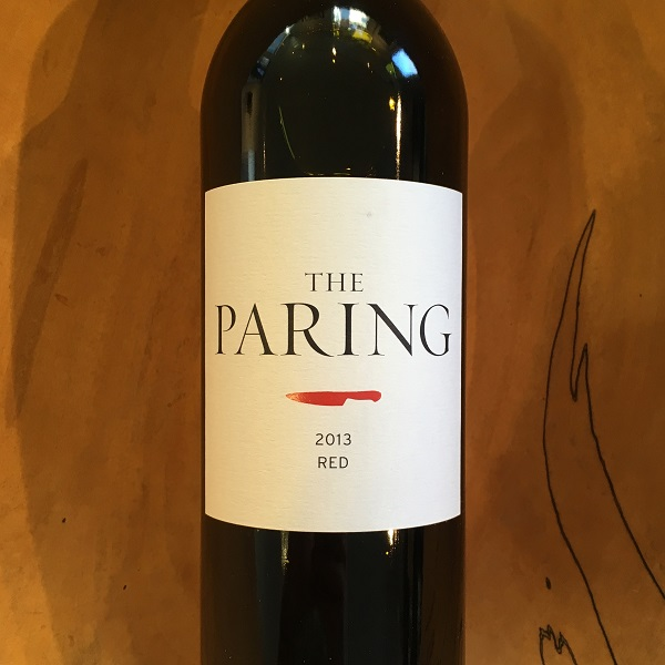 The Paring  Red 2013 - K. Laz Wine Collection