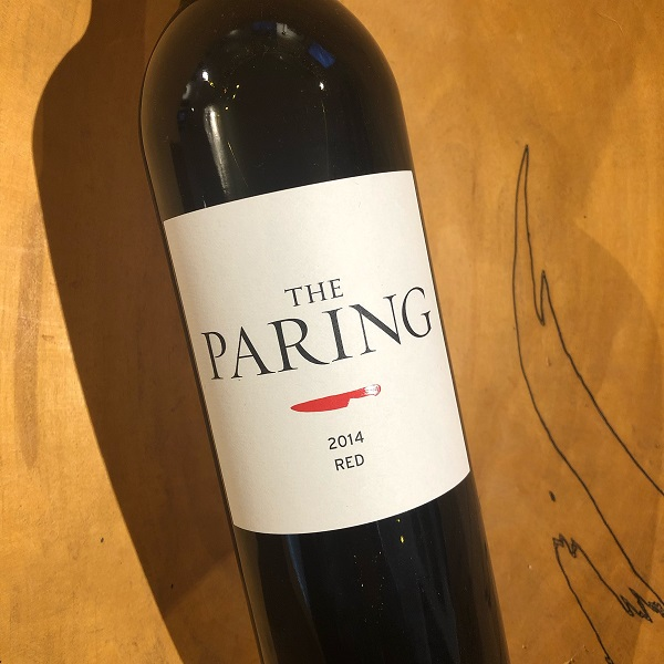 The Paring  Red 2014 - K. Laz Wine Collection