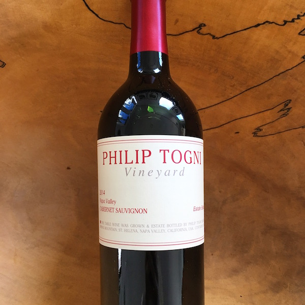 Philip Togni Cabernet Sauvignon 2014 Napa Valley - K. Laz Wine Collection