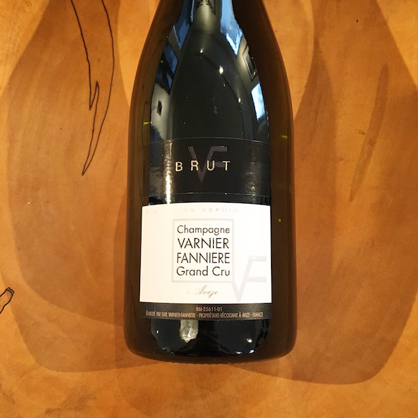 Varnier Blanc de Blanc Brut NV Grand Cru - K. Laz Wine Collection