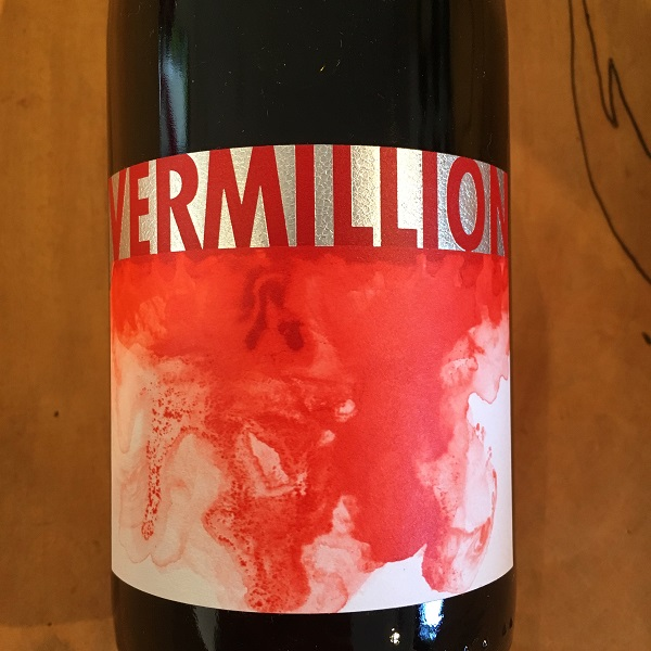 Vermillion Red 2014 Sierra Foothills - K. Laz Wine Collection