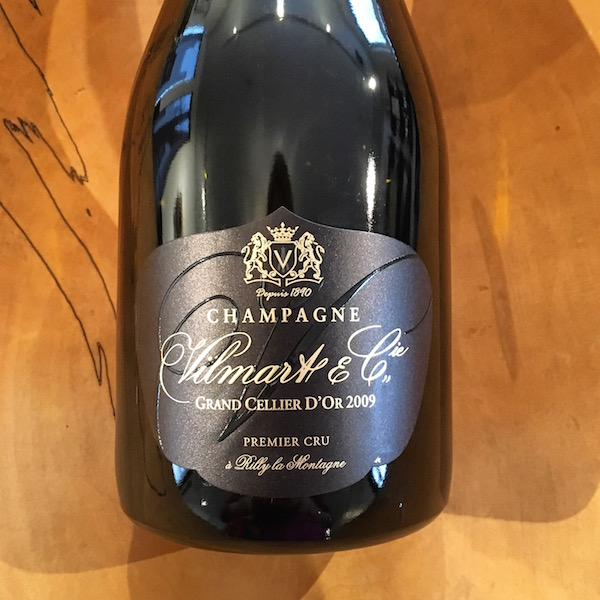 Vilmart 1er Cru Brut Grand Cellier d'Or 2009 1.5L Champagne  - K. Laz Wine Collection