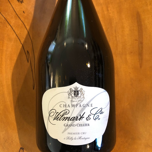 Vilmart & Cie 'Grand Cellier' Brut NV 1.5L - K. Laz Wine Collection