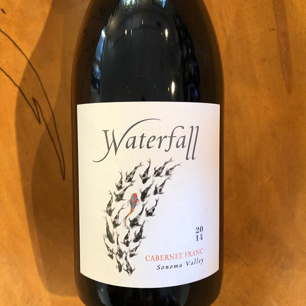 Waterfall  Cabernet Franc 2014 - K. Laz Wine Collection
