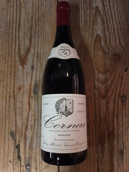 Allemand Cornas Chaillot 2013  - Les Marchands Wine Bar & Merchant