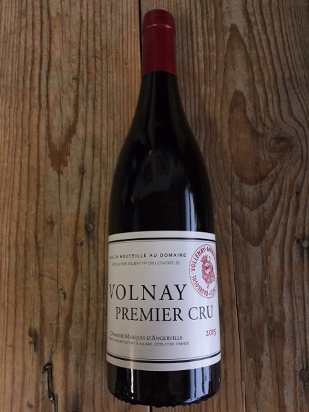 Angerville Volnay 1er Cru 2015  - Les Marchands Wine Bar & Merchant