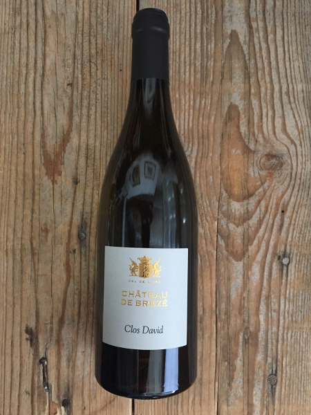 Chateau de Breze Saumur Blanc Clos David 2014  - Les Marchands Wine Bar & Merchant