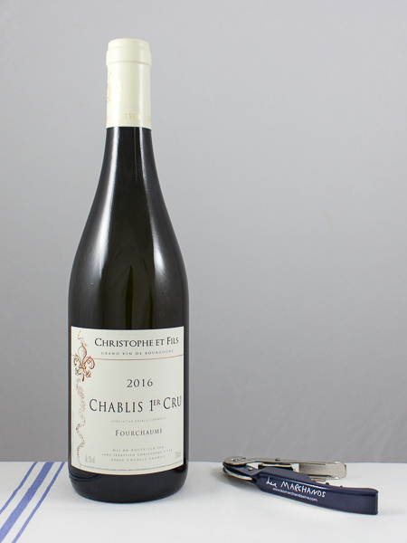 Christophe Chablis Fourchaume 2016  - Les Marchands Restaurant & Wine Merchant