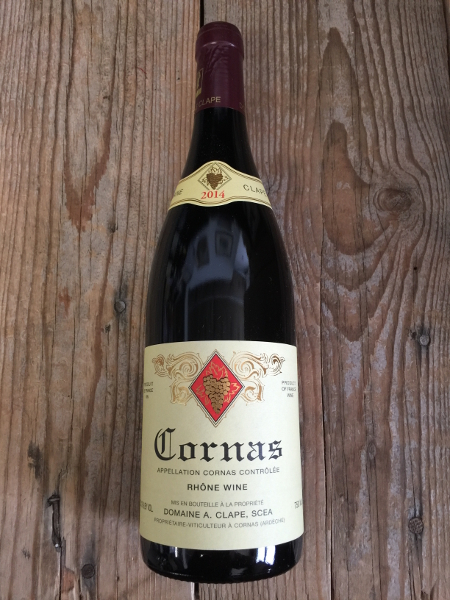 Clape Cornas 2014  - Les Marchands Wine Bar & Merchant