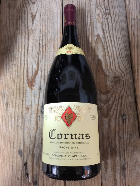 Clape Cornas 2014 1.5L  - Les Marchands Wine Bar & Merchant