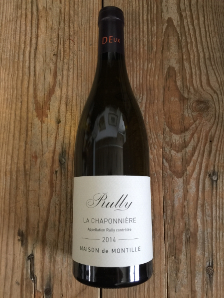 Deux Montille Rully Chaponniere 2014  - Les Marchands Wine Bar & Merchant