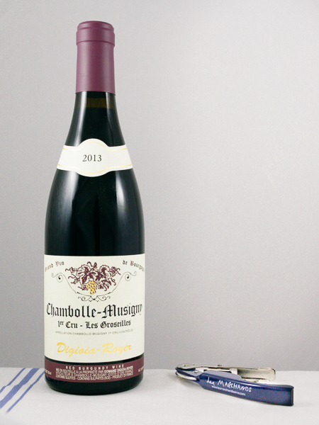 Digioia-Royer Chambolle Musigny Les Groseilles 1er Cru 2013  - Les Marchands Restaurant & Wine Shop